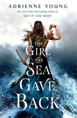 girl sea gave back